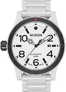 Nixon Diplomatic Star Wars Stormtrooper Automatic Ceramic White