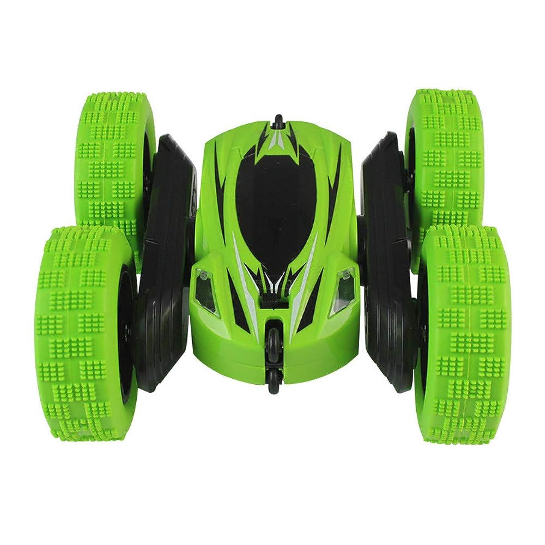 申込み手順回るRicherラジコンカー リモコンカー スタントカー おもちゃ オフロード 2.4GHz無線 360度回転ジャンプ こども向け 四輪駆動 子供 高速 耐衝撃 車おもちゃ 操作簡単