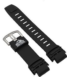 CASIO 10390035 Resin Watch Band f/ PROTREK PRG250-1 PRG510-1 PRW2500-1 PRW5100-1