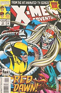 X-Men Adventures #4 Vol. 2 May 1994