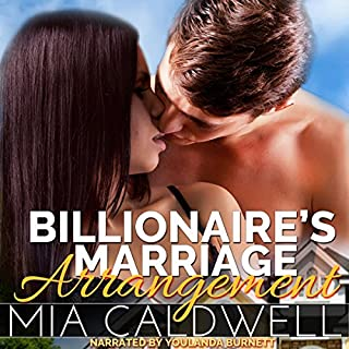 Billionaire's Marriage Arrangement audiobook cover art