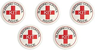 stop the bleed stickers