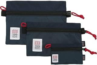 Topo Designs Accessory Bags - Navy - Micro