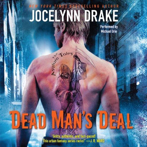Dead Man's Deal audiobook cover art