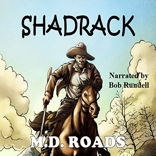 Shadrack audiobook cover art