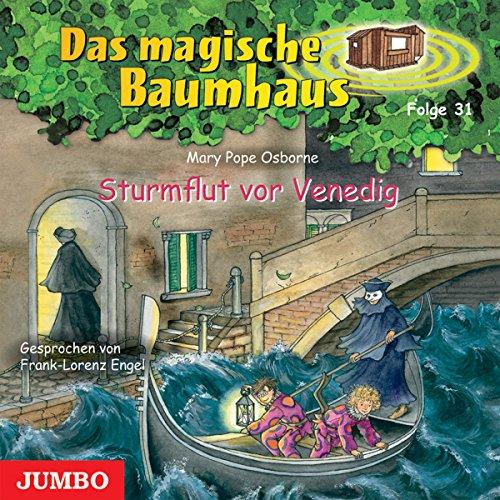 Sturmflut vor Venedig (Das magische Baumhaus 31) Titelbild