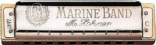 Hohner 1896/20 Marine Band Harmonica Key of C