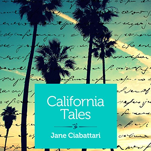 California Tales audiobook cover art