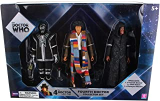 Dr. Who Doctor Who Fourth Doctor Collector Figures Set