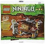LEGO Ninjago Minifigure Set - Hidden Sword with Zane ZX (30086)