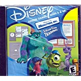 Disney Pixar Monsters Inc Scream Team Training (Jewel Case) - Ages 5 & Up (輸入版)
