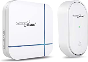 Green Blue gb173/corriente vat/ímetro para carril DIN pantalla LCD Medidor de consumo de energ/ía CA Contador