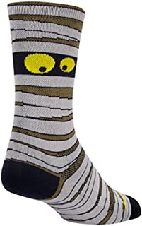 SockGuy Crew 6in Mummy Limited Edition Cycling/Running Socks