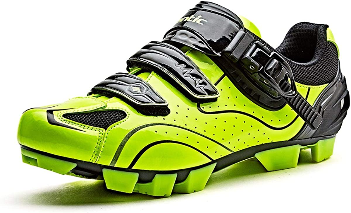 Santic MTB Shoes Mountain Bike SPD Cycling Max 74% Max 63% OFF OFF Men