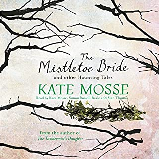 The Mistletoe Bride and Other Haunting Tales cover art