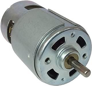 BEMONOC Micro High Speed 775 DC Motor 12V 5500 RPM Carbon-brush Motor
