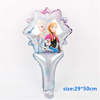Party Tableware Frozen Design Girls Birthday Party Decorations Gift Bag Paper Cups Plates Spoon Baby Shower Tableware Supp...