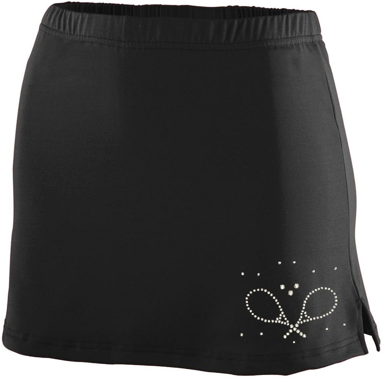 DTL Down The Line Sportswear Inc. Bling Tennis Skort