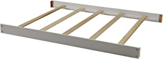 Baby Cache Glendale Full Bed Conversion Kit, Pure White