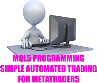 MQL5 Programming - Simple Automated Trading for Metatrader5