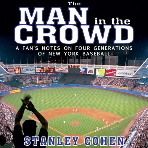The Man in the Crowd audiobook cover art