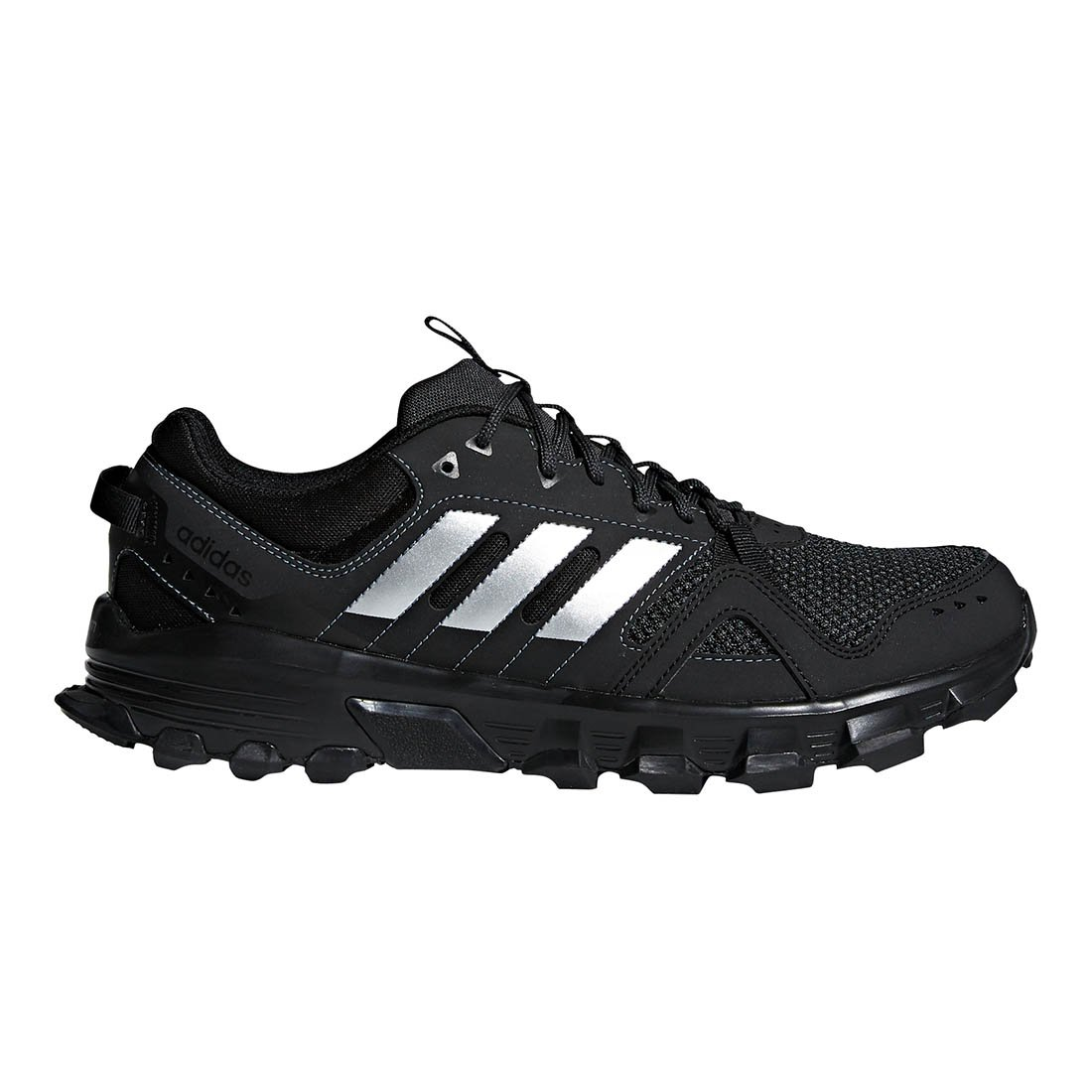 adidas Rockadia Running Silver Carbon