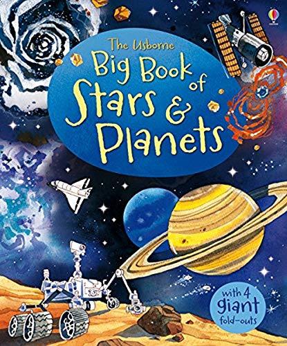 Big Book of Stars & Planets (Big Books)