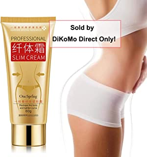 DiKoMo Cellulite Removal Cream Fat Burn Cream Professional Anti-cellulite Slimming Cream Muscle Relaxer