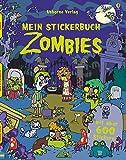 Mein Stickerbuch: Zombies