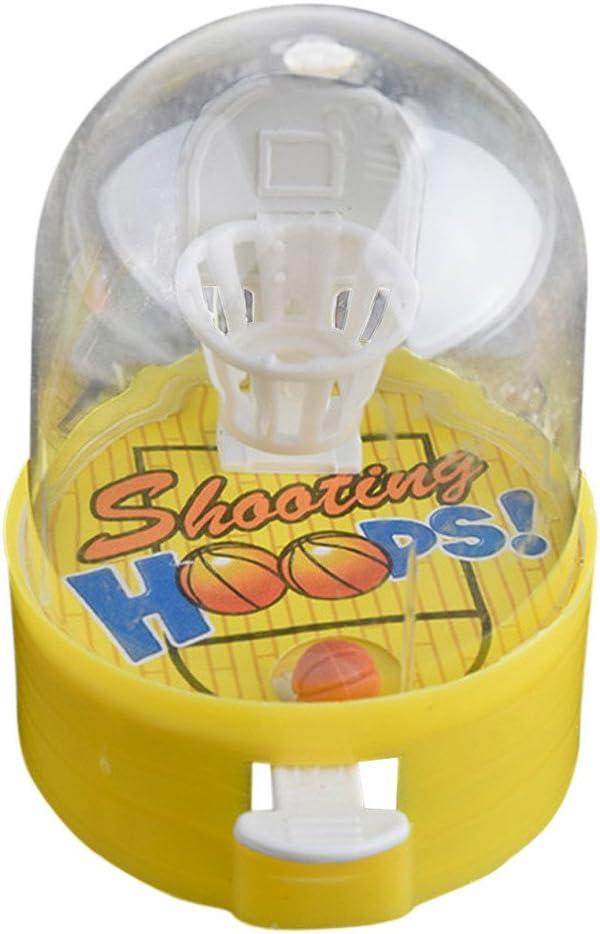 Gooldu Mini Handheld Basketball Finger Desktoptable Game Handhel