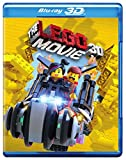 Lego Movie, The (3D Blu-ray + Blu-Ray + DVD Combo Pack)