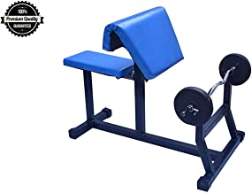 GYM MART Preacher CURL Bench for ARMS Workout