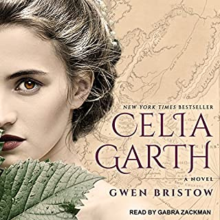 Celia Garth audiobook cover art