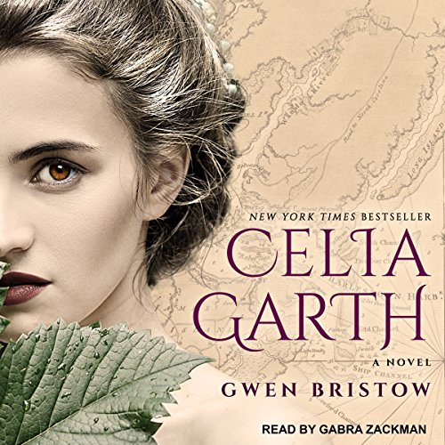 Celia Garth audiobook cover art