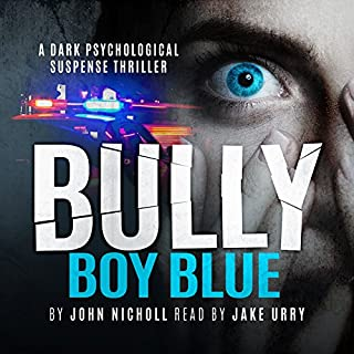 Bully Boy Blue audiobook cover art