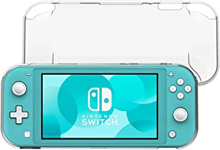 ELYCO Coque pour Nintendo Switch Lite 2019, TPU Transparente Coque [Absorption des Chocs] [Anti-Rayures], Souple Coquille ...