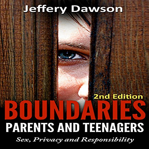 Boundaries: Parents and Teenagers audiobook cover art
