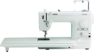 Brother Quilting and Sewing Machine, PQ1500SL, High-Speed Quilting and Sewing, 1500 Stitches Per Minute, Automatic Needle ...