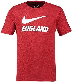 2018-2019 England Preseason Tee (Red)