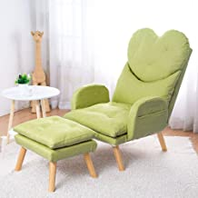 Lazy Sofa Bed Floor Chair Sofa Sofa Modern Lounge Chair Recliner Armchair Foot Stool Living Room Furniture Decoration Acce...