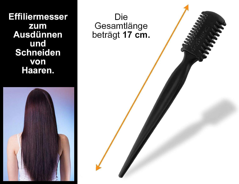 Haare ausdünnen lange Der Haarausfall