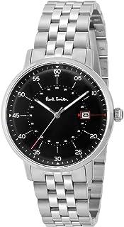 ポールスミス ゲージ GAUGE クオーツ メンズ 腕時計 P10073 ブラック [並行輸入品]