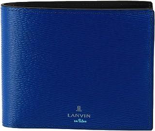 [ランバン オン ブルー] 二つ折り財布 BOX型小銭入れ ワグラム メンズ