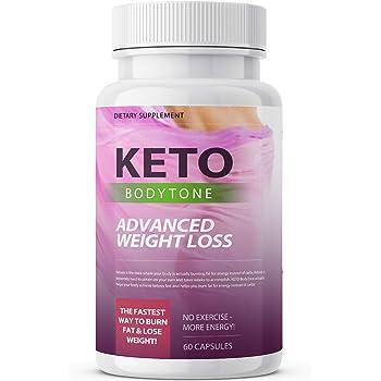 Keto Body Tone - Advanced Ketosis Weight Loss - Premium Keto Diet Pills - Burn Fat for Energy not Carbs