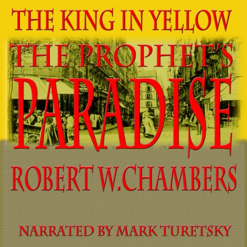 The Prophet's Paradise audiobook cover art