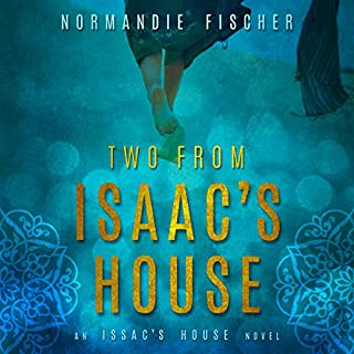 Two from Isaac's House audiobook cover art