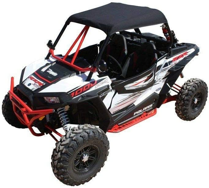 Dragonfire SoftTop Fabric Canvas Roof Sun RZR Polaris 1 Cover XP High Max 71% OFF order