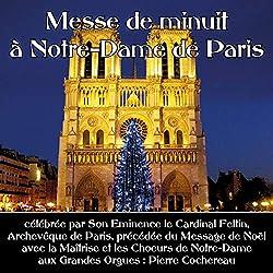 Messe de Minuit À Notre-Dame de Paris