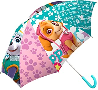 Children Umbrella Paw Patrol Skye& Everest Umbrella,Official Licensed