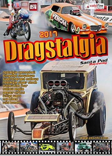 2017 Dragstalgia - Nostalgia drag racing at Santa Pod